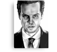 Jim Moriarty Drawing Metal Print