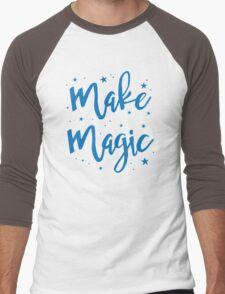 make magic Men's Baseball ¾ T-Shirt