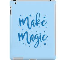 make magic iPad Case/Skin
