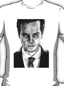 Jim Moriarty Drawing T-Shirt