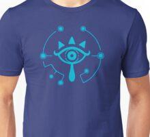 Zelda: Sheika Symbol - Clean Unisex T-Shirt