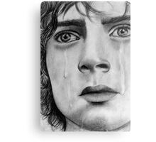 Frodo Baggins Metal Print