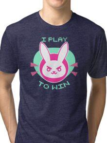 D Vunny Tri-blend T-Shirt