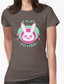 D Vunny Womens Fitted T-Shirt