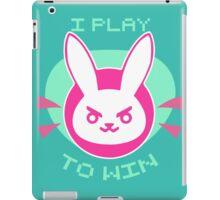 D Vunny iPad Case/Skin