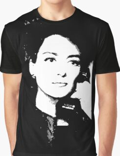 Joan Crawford Mildred Pierce 1945 Graphic T-Shirt