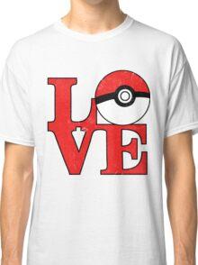 Poke-Love Classic T-Shirt