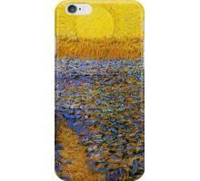 Vincent Van Gogh painting iPhone Case/Skin