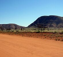 The Outback Way ..Northern Territory by gillsart