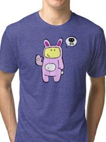 Bad Bunny Tri-blend T-Shirt