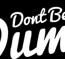 DBD - Hawthorn Sticker Sticker
