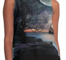No one ever overcomes difficulties by going at them in a hesitant, doubtful way. Contrast Tank