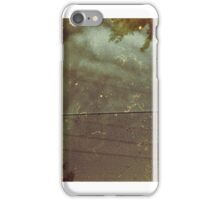 when your mind starts to wander iPhone Case/Skin