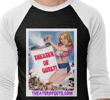 Six Pack Guts Men's Baseball ¾ T-Shirt
