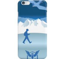 pokemon go mystic loading screen iPhone Case/Skin
