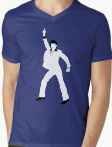Saturday Night Fever Mens V-Neck T-Shirt
