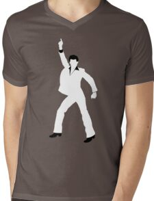 Saturday Night Fever Mens V-Neck T-Shirt