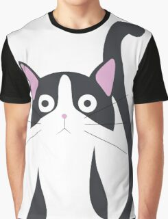 Simple cat Graphic T-Shirt