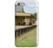 Railway Station iPhone Case/Skin