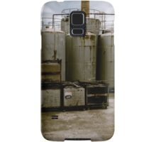 Old cans Samsung Galaxy Case/Skin