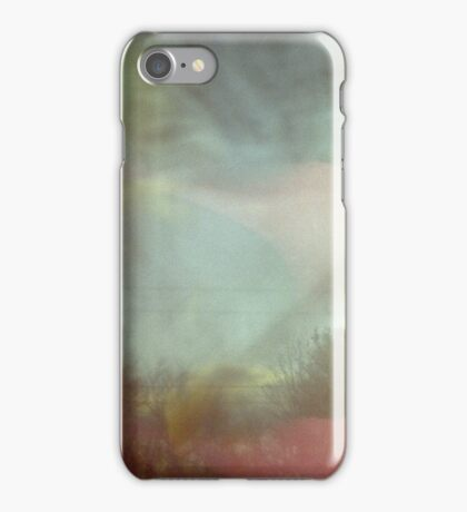 at the bank iPhone Case/Skin