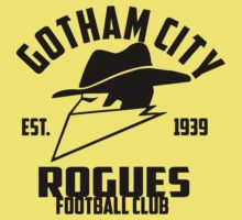 Gotham city Rogues by CarloJ1956