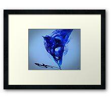 Skribus I Framed Print