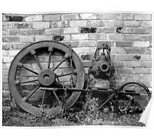 Victorian Junk Poster