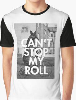 Bikers will woof Graphic T-Shirt