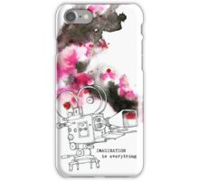 Imagination Is Everything iPhone Case/Skin