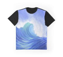Mighty Wave Graphic T-Shirt