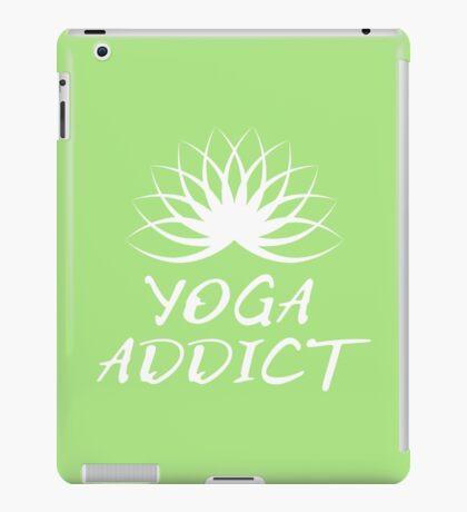 YOGA ADDICT iPad Case/Skin