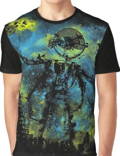 Mad Robot 2 Graphic T-Shirt