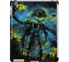 Mad Robot 2 iPad Case/Skin