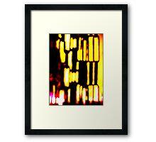 Blacksmiths Furnace 2 Framed Print