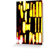 Blacksmiths Furnace 2 Greeting Card