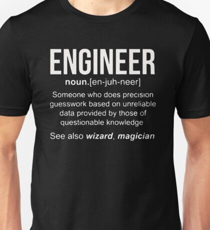 Engineer Shirt Unisex T-Shirt