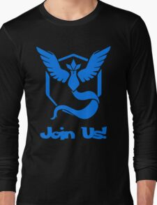 Team Mystic! Long Sleeve T-Shirt