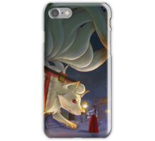 Shrine of Nine iPhone Case/Skin