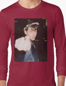 Alex Turner Flower Crown Long Sleeve T-Shirt