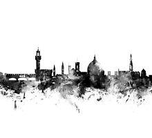 Florence Italy Skyline Photographic Print