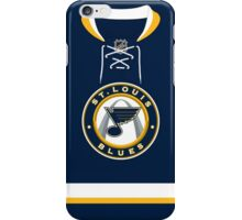 St. Louis Blues Alternate Jersey iPhone Case/Skin
