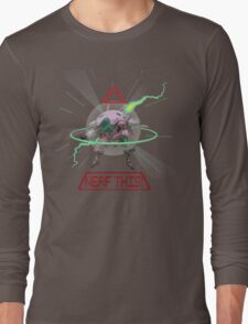 NERFTHIS Long Sleeve T-Shirt