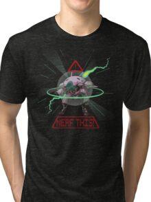NERFTHIS Tri-blend T-Shirt