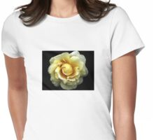 A Heart of Gold Womens Fitted T-Shirt