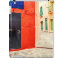 Collioure,France. iPad Case/Skin