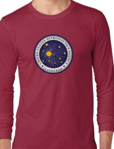 CLAVIUS MOON BASE - 2001 SPACE ODYSSEY Long Sleeve T-Shirt