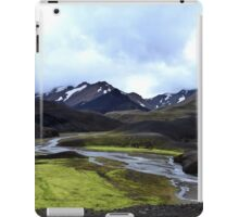 I for Iceland iPad Case/Skin