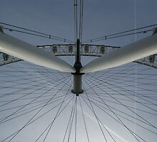The London Eye by Wraldpyk