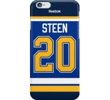 St. Louis Blues Alexander Steen Jersey Back Phone Case iPhone Case/Skin